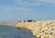 Descoperire macabra pe litoral! Un copil a fost gasit mort intre stabilopozi