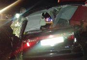 Accident cumplit in Iasi! O masina in care se afla o intreaga familie, spulberata de tren