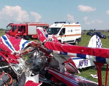 Ultimele vesti despre starea pilotului ranit in tragedia aviatica din Suceava!...