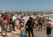 ASTA e statiunea cea mai aglomerata de pe litoralul romanesc! Turistii abia gasesc loc pe nisip!