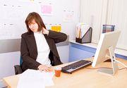 Munca la birou, un pericol pentru sanatate! Iata pericolele ascunse la care te expui!