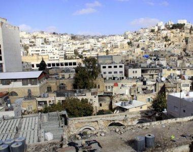 Viata dincolo de zid! Realitatea crunta cu care se confrunta locuitorii din Cisiordania...