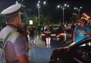 Mitingul Diasporei. Politia a cerut ca masinile parcate in Piata Victoriei sa fie verificate de catre pirotehnisti