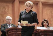 Viorica Dancila, prima reactie despre violentele din Piata Victoriei. Premierul se afla in concediu