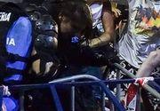 Jandarmerita batuta in Piata Victoriei, externata! Care este de fapt starea ei acum