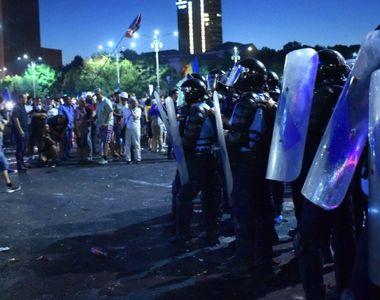 Marturii din infern! Victimele jandarmilor la protestele de sambata seara au povestit...