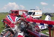 Starea lui Sorin Bochis, pilotul ranit in accidentul aviatic din Suceva, s-a agravat!