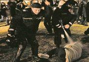 """9 greseli """"de manual"""" facute de jandarmi in timpul protestelor din Piata Victoriei! Cum si-au incalcat fortele de ordine propriul regulament?"""