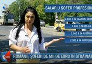 Romanii, soferi de mii de euro in strainatate! Cat costa sa obtii permisul de conducere in afara tarii