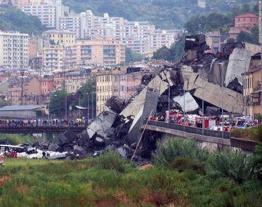 Cine este cel de-al doilea roman mort in tragedia din Genova. Pana acum, 39 de oameni...