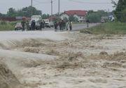 Urgia s-a dezlantuit! Vremea rea a facut prapad in Campulung Moldovenesc