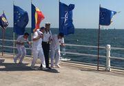 Incidente la Ziua Marinei! Doi militari au avut nevoie de interventia medicilor, dupa ce li s-a facut rau din cauza caldurii