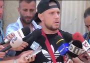 """""""Sunt taximetristul batut cu turistii israelieni in masina"""". Barbatul are o mana rupta si a depus plangere penala in urma celor intamplate pe 10 august la protestul diasporei"""