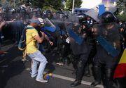 Cat a costat munitia folosita de jandarmi la proteste! In ultimii ani, pe gaze lacrimogene, grenade de mana si cartuse s-au cheltuit 13 milioane de lei!