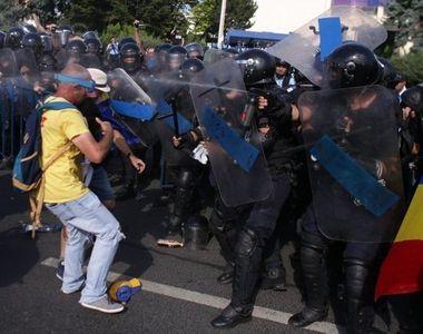 Cat a costat munitia folosita de jandarmi la proteste! In ultimii ani, pe gaze...