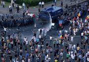 "Protest anuntat pentru astazi in Piata Victoriei. ""Democratia moare in Romania in gaze si bastoane"""