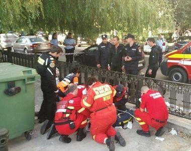 Ultima ora! Incident misterios in Bucuresti! Trei oameni au cazut in raul Dambovita....