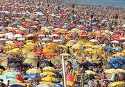 Marea e prea mica pentru turisti! Imagini surprinse azi pe plajele de pe litoral