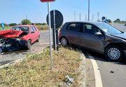 Accident teribil in Olt! Sunt cinci victime, printre care si trei copii!