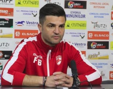 """Bratu ramane la Dinamo pana in 2020. Antrenorul """"cainilor"""" a semnat prelungirea!"""