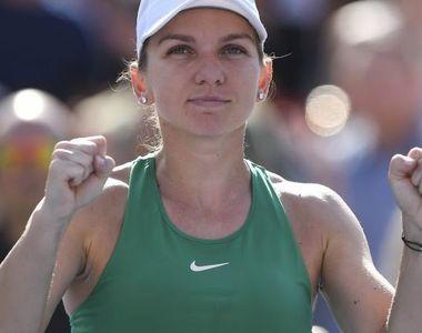 Simona Halep este in finala turneului de la Cincinnati!
