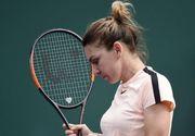 Simona Halep a pierdut finala de la Cincinnati, dupa ce a avut o minge de meci