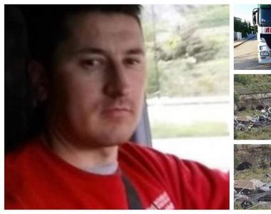 Marian Rosca, soferul de TIR mort in tragedia de la Genova, a vorbit cu iubita cu...