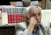 Academicianul Marius Sala a murit la varsta de 85 de ani
