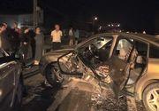 Accident deosebit de grav, noaptea trecuta, in Bistrita! Autoritatile au numarat 7 victime!