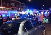 Atac armat in nordul Londrei, langa statia de metrou Kingsbury