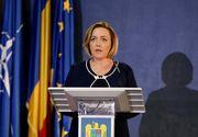"""Carmen Dan: """"10 jandarmi, posibili autori ai unor fapte de natura penala"""""""