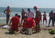 Numarul tragediilor de pe litoral a ajuns la 20, dupa ce un barbat s-a inecat la Costinesti