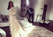 Ce rochii de mireasa  sunt la moda toamna aceasta! Romancele pariaza pe extravaganta sau pe eleganta?