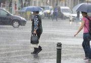 Ploi violente, grindina si inundatii! Anuntul facut de meteorologi vizeaza aceste regiuni