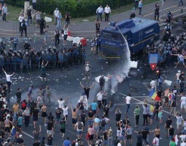 Peste 650 de plangeri depuse la Parchet, in urma violentelor din 10 august