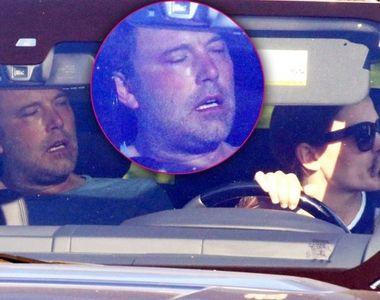 Soc in lumea mondena! Ben Affleck a fost dus la dezalcoolizare chiar de catre fosta sotie!