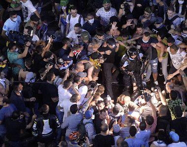 Viceprimarul Capitalei, Aurelian Badulescu, audiat la DNA in dosarul violentelor din...