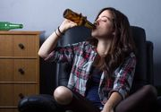 O adolescenta din Iasi a ajuns a Urgente aproape in coma alcoolica dupa ce a baut doar bere