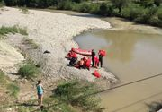 Tragedie in raul Bistrita, unde un copil de 13 ani a murit inecat!