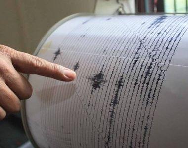 Romania, zguduita de un nou cutremur! Ce magnitudine a inregistrat seismul si ce zona a...