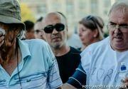 Sotia lui Ilie Gazea, barbatul care ar fi murit dupa protestul disaporei din Piata Victoriei, a depus plangere la Parchetul General
