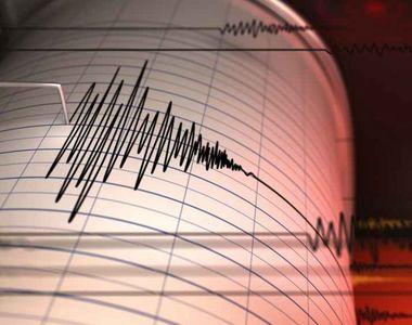 Patru cutremure in doar cateva ore in Romania! Seismele s-au inregistrat in aceeasi zona