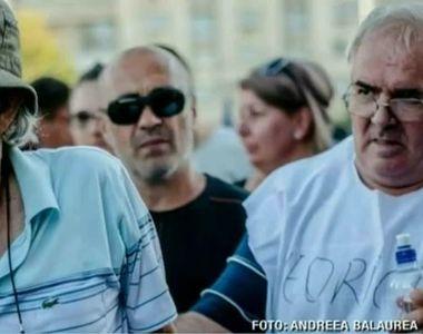 Sotia protestarului mort face primele marturisiri dupa ce a depus plangere penala la...