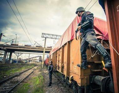 ATAC ARMAT asupra unui tren de calatori din Romania! Totul s-a petrecut in apropiere de...