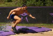 """Exatlon sezonul 2! Antrenamentul """"spartan"""" al lui Alin! Cum s-a pregatit Razboinicul pentru bataliile din Dominicana!"""