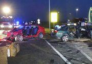 Acciden teribil, cu romani, in Ungaria. 3 oameni au murit si alti sase sunt grav raniti