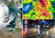 Un ciclon se indreapta spre Romania! Meteorologii au anuntat cand va lovi tara noastra