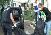 Cadavrul unui barbat a fost descoperit in fata casei sale diin Giurgiu. Cauzele mortii nu sunt inca cunoscute