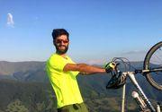 Gest incredibil al unui tanar din Romania! Vrea sa urce Himalaya pe bicicleta pentru o cauza nobila!