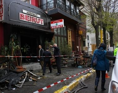 Un instalator, gasit principal vinovat pentru incendiul de la restaurantul Beirut din...